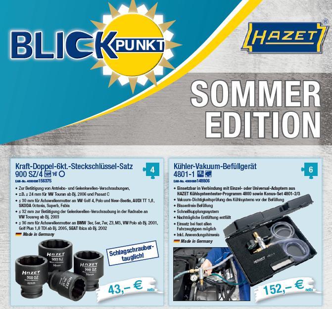 Hazet-Blickpunkt-Sommeredition-2015