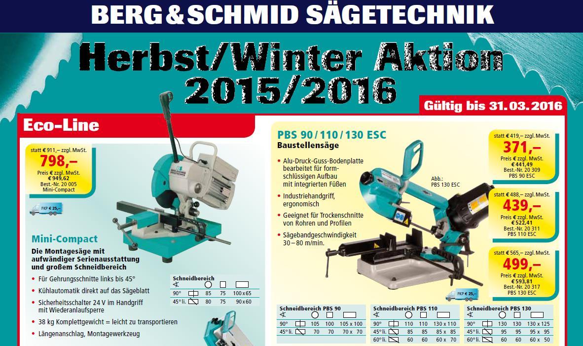 Berg&Schmid_Herbst-Winter Aktion 2015_2016